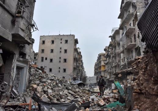 Hiç Görmediğiniz Fotoğraflarla Halep