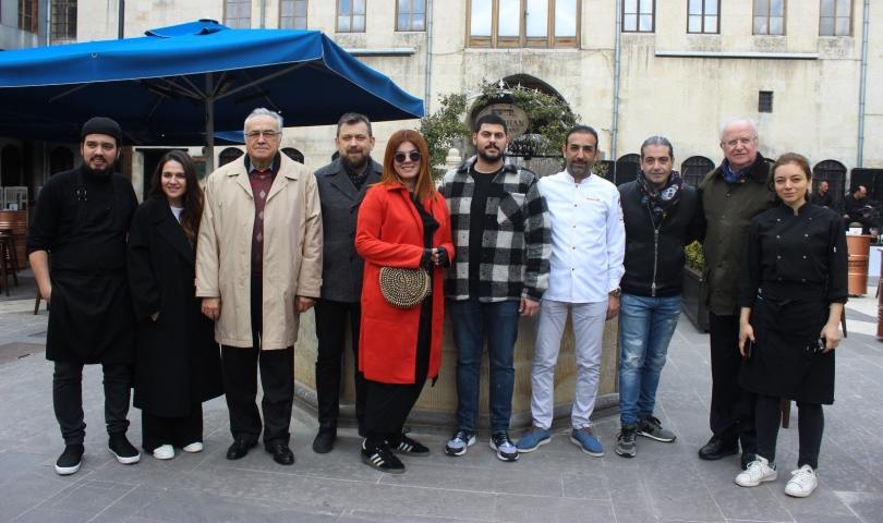Gaziantep Yeniden Yerel Lezzetler Festivali Bayazhan'da Gerçekleşti