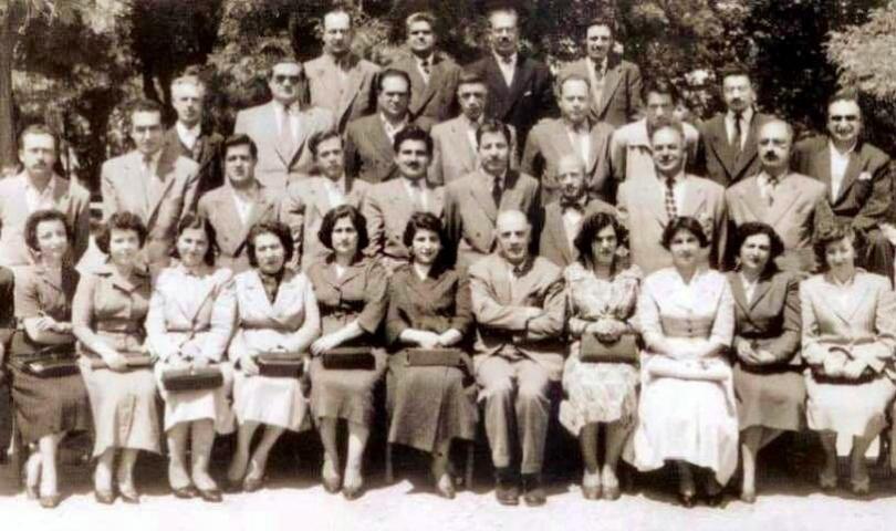 Gaziantep Lisesi 87 yaşında