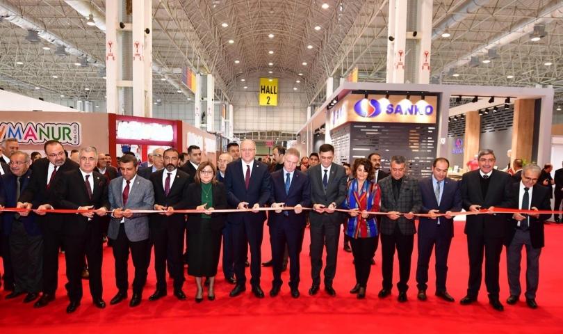 9. Pentex Penye, Tekstil ve Teknolojileri Fuarı açıldı