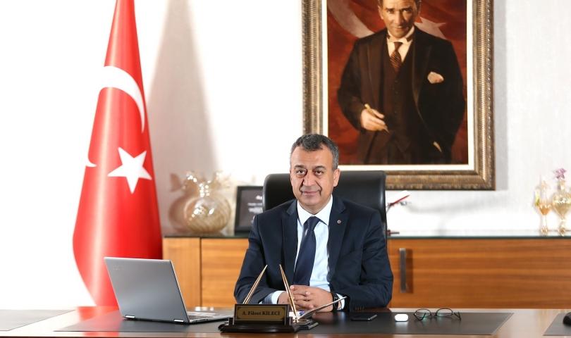 GAİB Koordinatör Başkanı Kileci'den Evde Kal Çağrısına Destek