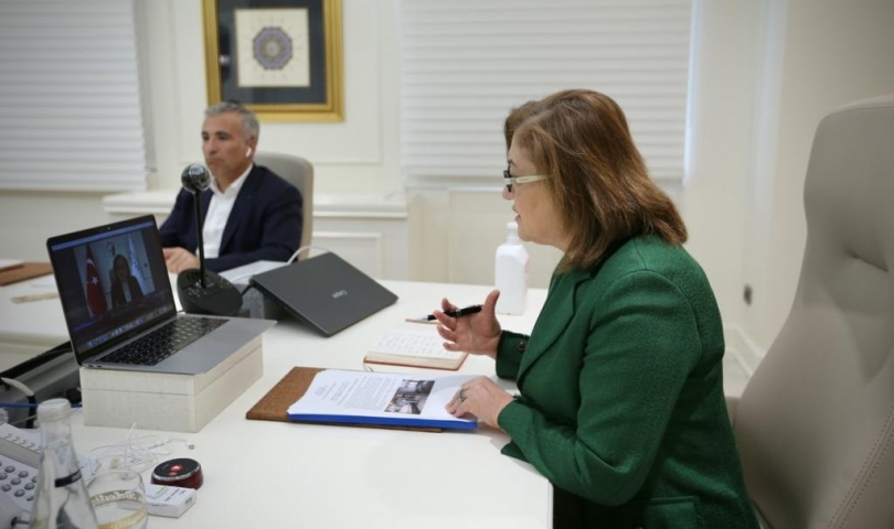 Başkan Şahin, sosyal medyadan vatandaşları dinledi