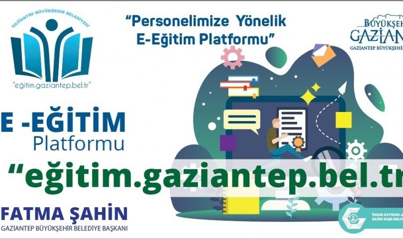 """Personellere yönelik """"e-eğitim platformu"""" hizmete girdi"""