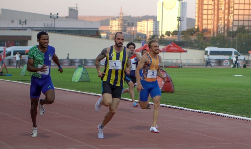 Gaziantep büyükşehir, atletizm süper lig heyecanına ev sahipliği yaptı!