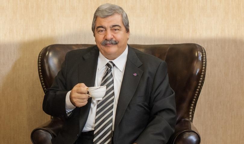 SANKO Holding Onursal Başkanı Abdulkadir Konukoğlu, yine listede